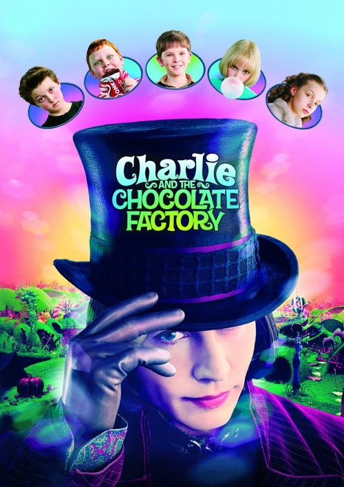 photo credit: Charlie and the Chocolate Factory facebook
