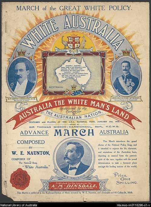 Photo Credit: National Library of Australia