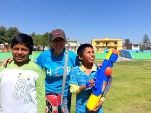 Photo Credit:Helping Overcome Obstacles Peru (HOOP)