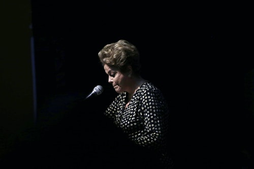 Senate approves impeachment trial for Rousseff