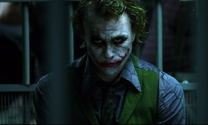 Heath Ledger 希斯萊傑 The Dark Knight 黑暗騎士