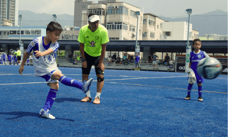 Chelsea Bringing the Football Blues to Taiwan