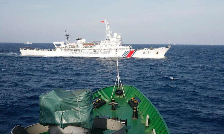 China-Vietnam Tension Bubbles to Surface in South China Sea