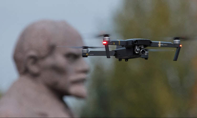 Drones, Data and Preempting Epidemics