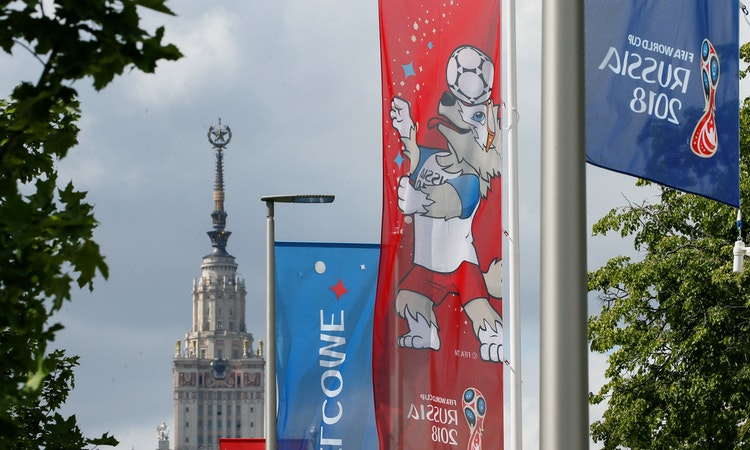 Chinese Firms Venture into Russia 2018 World Cup Sponsorship Breach