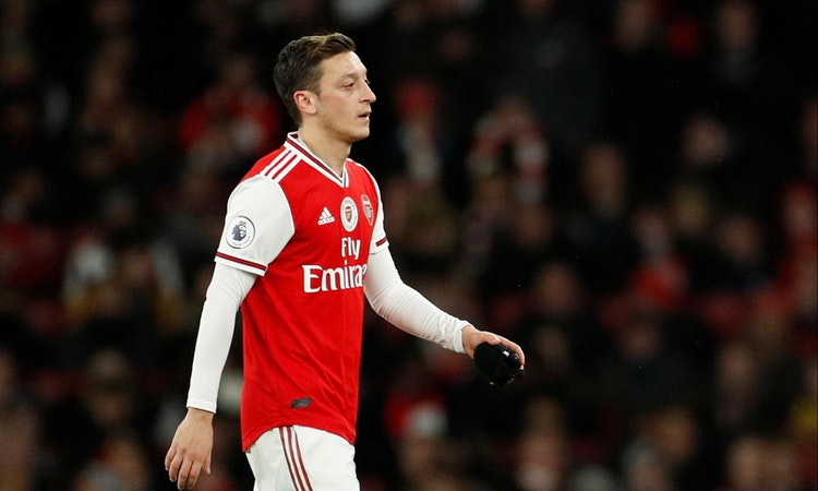 China TV Pulls Arsenal Game After Mesut Özil's Uyghur Comments