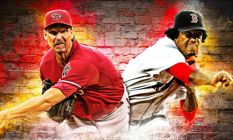 「神之左手」Randy Johnson vs. 「神之右手」Pedro Martinez,你會怎麼選?