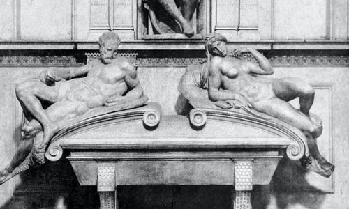 Life_of_Michael_Angelo,_1912_-_Monument_